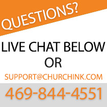 Live Online Chat or Phone Support