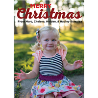 Customized Christmas Cards