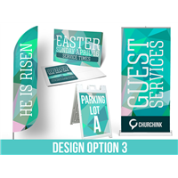 Easter Graphics Package: Design 3