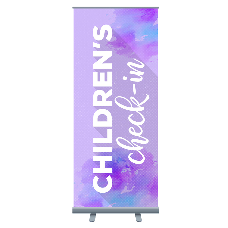 Kid Product Banners 75th Anniversary Banners