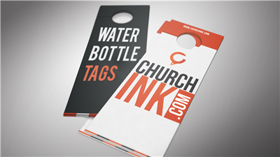 Water Bottle Tags