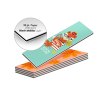 Triple Layer Bookmarks