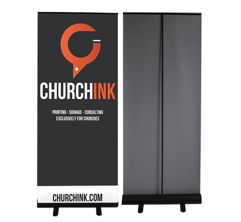 ChurchInk com - Church Banners, Church Signs, Promotional