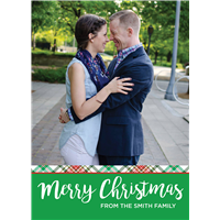 Christmas Cards Style 7 (5x7)