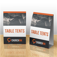 Table Tent Cards