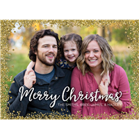 Christmas Cards Style 2 (5x7)