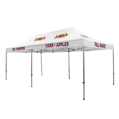 Ministry Event 20 ft Tent - Imprint