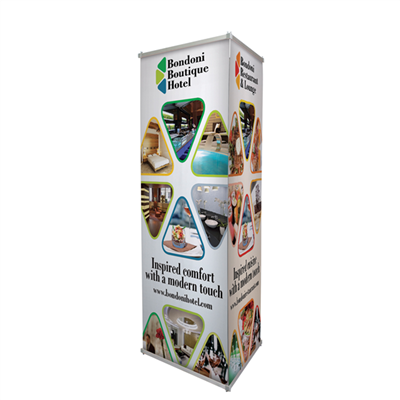 Three Sided Banner Popups