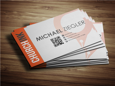 Silk Laminated Standard Business Cards